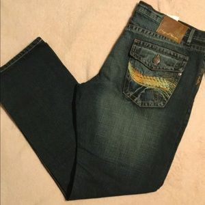 Songs of Freedom Men's Jeans
